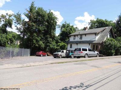 Morgantown Multi Family Home New: 1021,1023 & 103 College Avenue