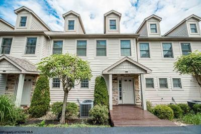Morgantown Condo/Townhouse For Sale: 24 Waterside Drive