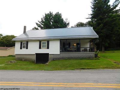 Terra Alta Single Family Home For Sale: 2018 Cranesville Road