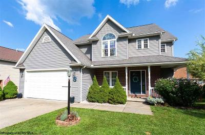 Morgantown Single Family Home For Sale: 110 Summits Ridge