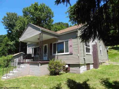 Morgantown Single Family Home For Sale: 1914 Point Marion Road