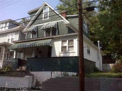 Morgantown Single Family Home For Sale: 833 Ridgeway Avenue