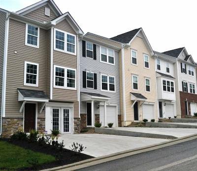 Morgantown Condo/Townhouse For Sale: 525 Turquoise Lane