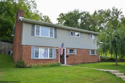 Morgantown Single Family Home For Sale: 1452 Eastern Avenue