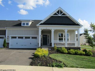 Morgantown Condo/Townhouse For Sale: 34 Lavista Drive