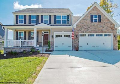 Morgantown Single Family Home For Sale: 6 East Wind Trail
