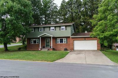 Morgantown Single Family Home For Sale: 1257 Dogwood Avenue