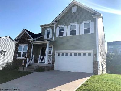 Morgantown Single Family Home For Sale: 1011 October Way