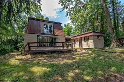 Morgantown Single Family Home Contingent: 967 Stewart Street