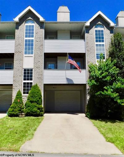 Morgantown Condo/Townhouse Contingent: 907 Ashton Place