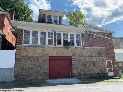 Morgantown Single Family Home For Sale: 334 Pennsylvania Avenue