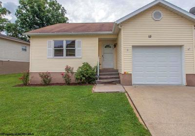 Morgantown Single Family Home For Sale: 13 Pioneer Villas Drive