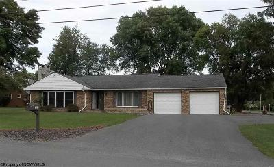 Elkins Single Family Home For Sale: 122 Scott Ford Road