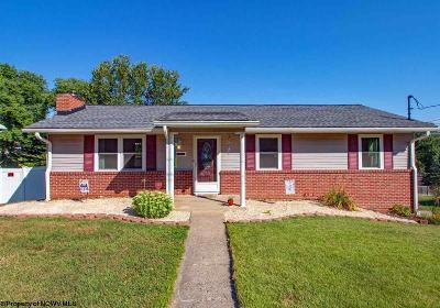 Morgantown Single Family Home New: 105 Kay Street