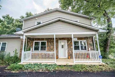 Morgantown Single Family Home New: 1083 Bakers Ridge Road