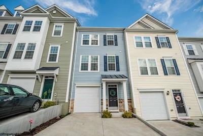 Morgantown WV Condo/Townhouse New: $222,500