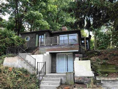 Morgantown WV Single Family Home New: $170,000