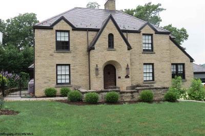 Morgantown Single Family Home New: 300 Lebanon Street