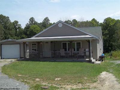 Morgantown Single Family Home New: 169 Snake Hill Road
