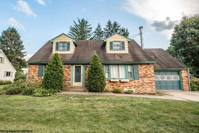 Morgantown Single Family Home New: 652 Lashley Street