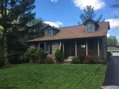 Elkins Single Family Home New: 747 Elliots Ridge Road
