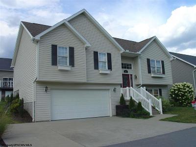 Morgantown Single Family Home New: 1103 Bailey Circle
