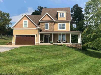 Morgantown Single Family Home New: 6 Bretton Court