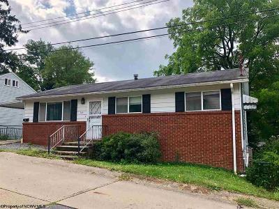 Morgantown Single Family Home New: 624 Astor Avenue