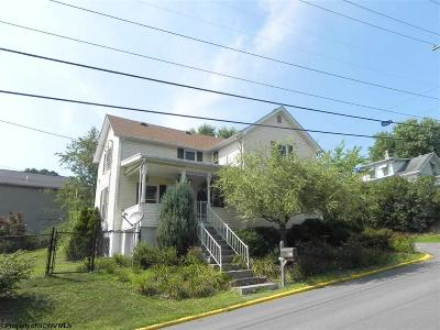 Morgantown Single Family Home New: 227 Darst Street