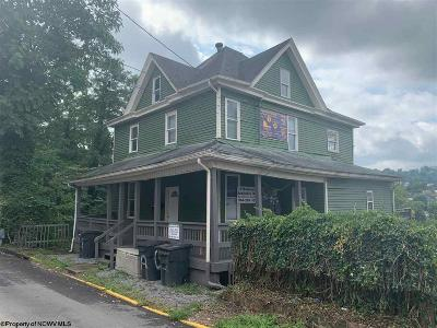 Morgantown Multi Family Home New: 408 Forest Avenue