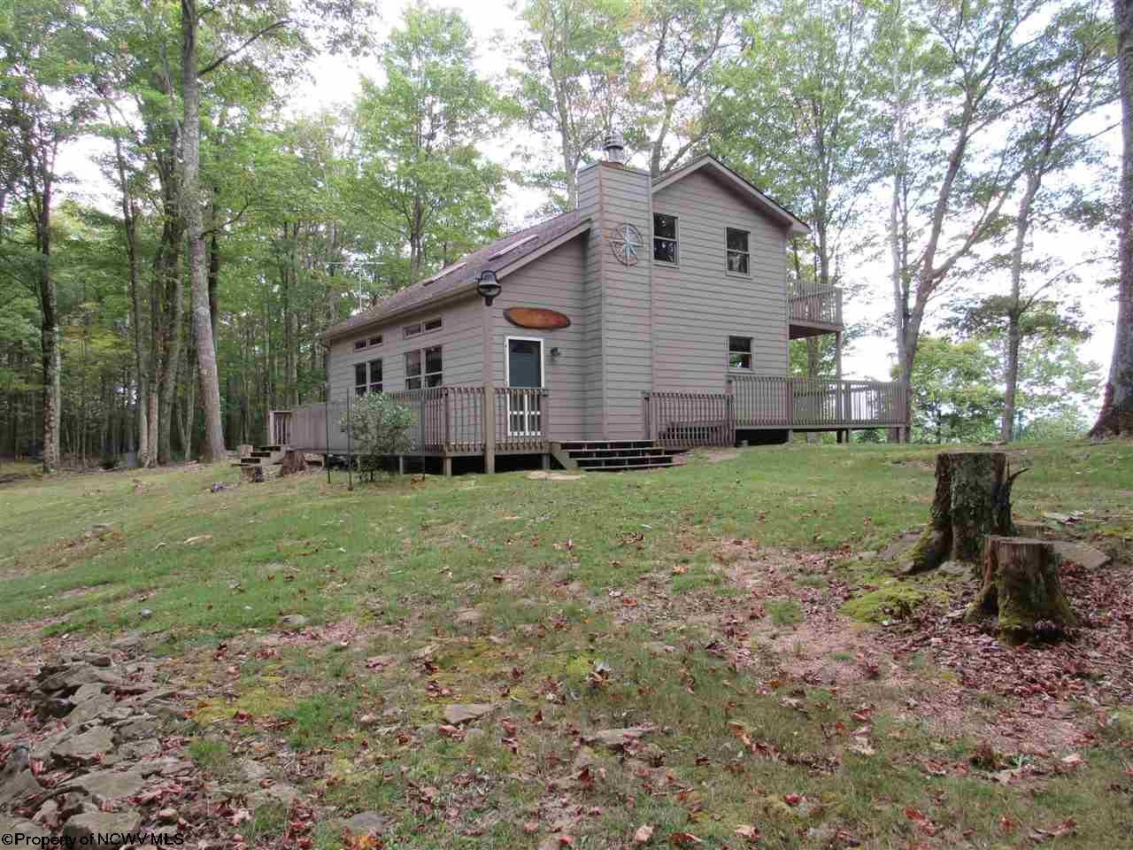 656 Forest Cabin Road,