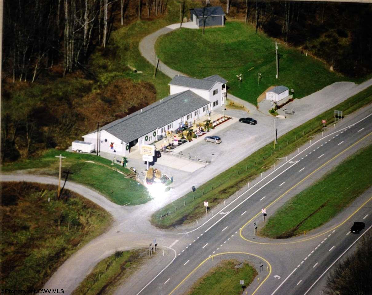 Rt. 33 Right Sawmill Road,