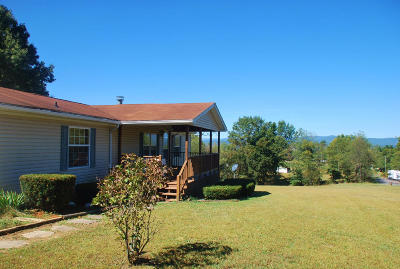 Lewisburg Mobile Home Closed: 594 Slab Camp Rd