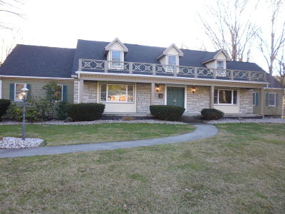 White Sulphur Springs WV Single Family Home Closed: $265,000