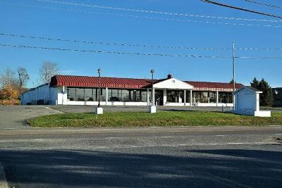 Greenbrier County Commercial For Sale: 756 N. Jefferson St.