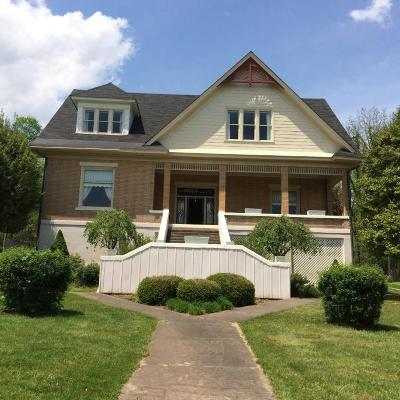 Lewisburg Single Family Home For Sale: 297 Church St