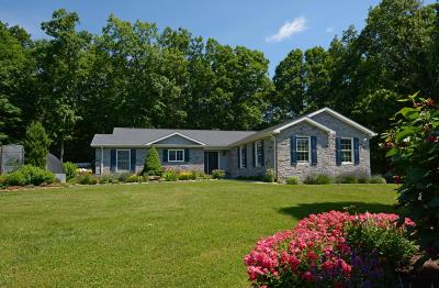 Lewisburg Single Family Home For Sale: 225 Tommy Ln