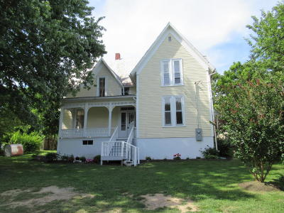 Alderson Single Family Home For Sale: 283 Webster Street