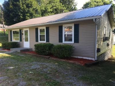 Lewisburg Single Family Home For Sale: 312 Patrick St