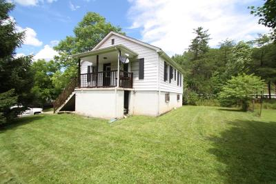 White Sulphur Springs Single Family Home For Sale: 223 Lower Pleasant Valley Road