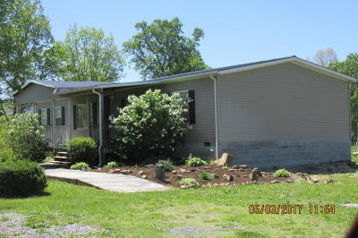 Mobile Home Sold: 2739 Charley Ballard Rd