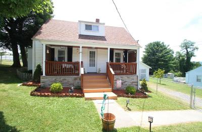 Lewisburg Single Family Home For Sale: 496 Anderson St