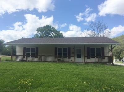 White Sulphur Springs WV Single Family Home Closed: $85,000
