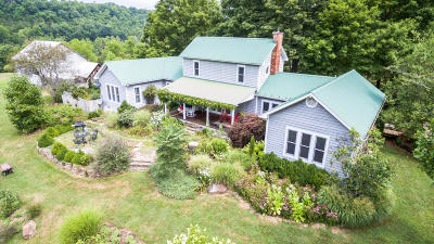 Union Single Family Home For Sale: 174 Pyne Mountain Rd