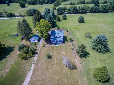 Alderson Single Family Home For Sale: 4504 Highland Trail