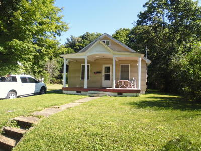 White Sulphur Springs WV Single Family Home For Sale: $79,900
