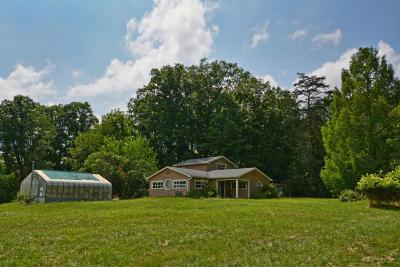 White Sulphur Springs Single Family Home For Sale: 2215 Big Draft Road