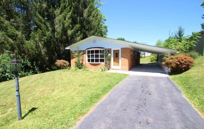 Lewisburg WV Single Family Home For Sale: $139,000