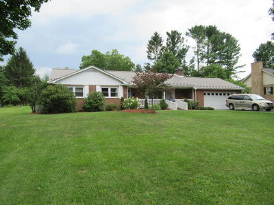 Lewisburg WV Single Family Home For Sale: $210,000