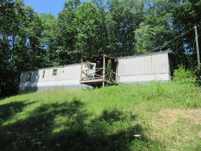 Lewisburg WV Single Family Home For Sale: $90,000